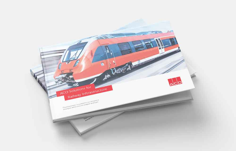 Image Book ACO Solutions for Railway Infrastructure
