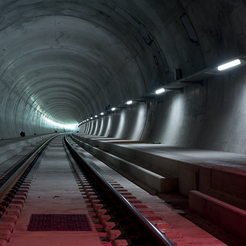 Header Image ACO Solutions for railway tunnels